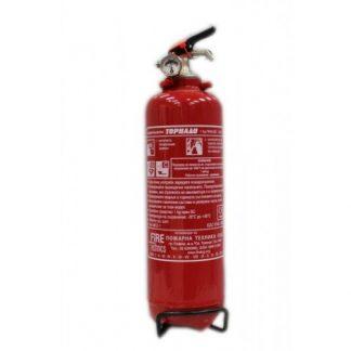 Прахов пожарогасител 1 кг. АВС