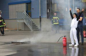 Обучение по пожарна безопасност