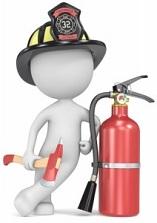 Обслужване на пожарогасители