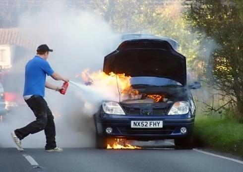 Автопожарогасител