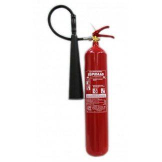 Пожарогасител Въглероден диоксид 5 кг.