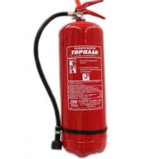 Водопенен пожарогасител