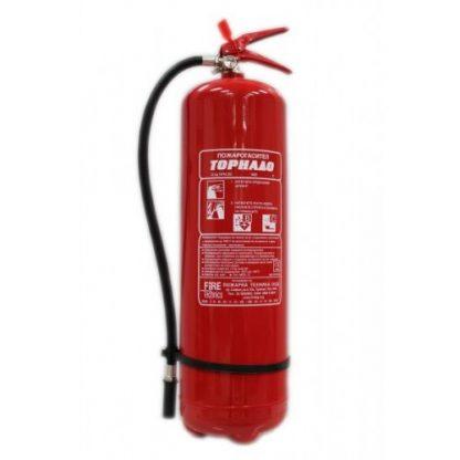 Прахов пожарогасител 12 кг. АВС