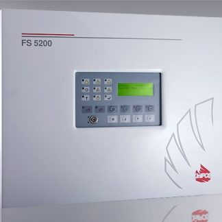 Пожароизвестителна централа FS5200