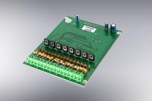 Модул разширителен 5201 с 8 пожароизвестителни линии