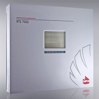 Интерактивна пожароизв. централа IFS7002 – два сигн. контура