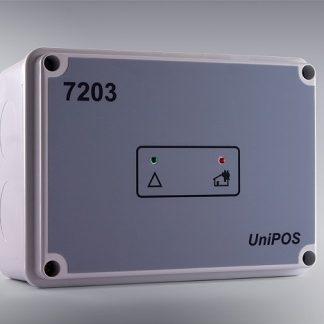 Адресируемо входно-изходно устройство FD7203 – 3 входа / 6 изхода