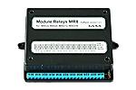MR8 - Модул с 8 релейни изхода за конвенционален пожароизвестителен панели MAG 8 Plus и MAG8
