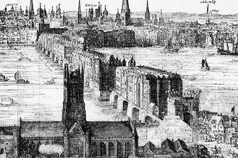 Пожарът в Лондон 1212