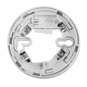 Основи за монтиране на пожароизвестители от серии D9000 и D9000A