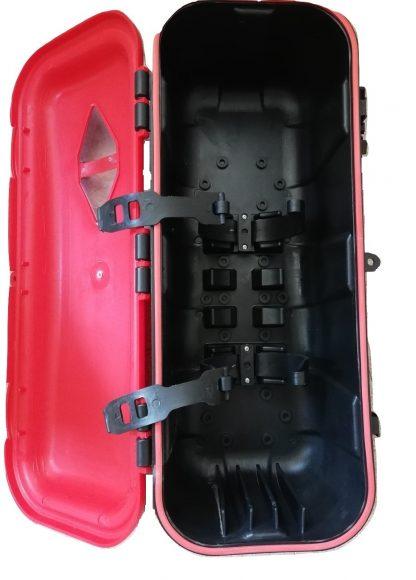 Кутия за пожарогасител за камион