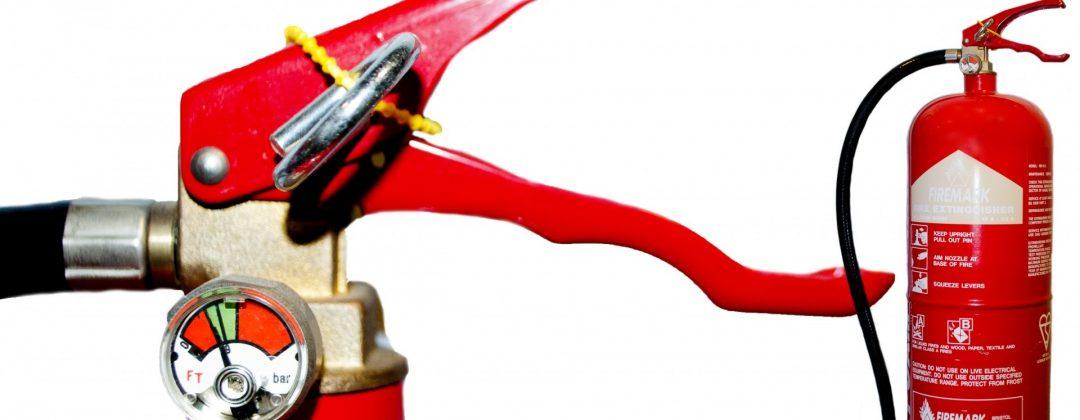 Пожарогасители и пожарна техника - продажба и сервиз